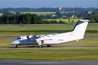 C-FODL @ CYEG - De Havilland Canada DHC-8-106 Dash 8 294] (North Cariboo Flying Service) Edmonton-International~C 25/07/2008 - by Ray Barber