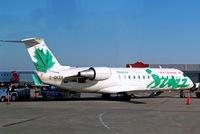 C-GKEK @ CYEG - Canadair CRJ-200LR [7270] (Air Canada Jazz) Edmonton-International~C 25/07/2008 - by Ray Barber