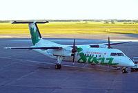 C-GABP @ CYEG - De Havilland Canada DHC-8Q-311 Dash 8 [257] (Air Canada Jazz) Edmonton-International~C 25/07/2008