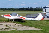 C-GTHV @ CZVL - Grob G.109 [6159] Edmonton-Villeneuve~C 24/07/2008 - by Ray Barber