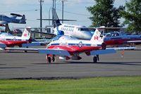 114149 @ CYEG - Canadair CT-114 Tutor [1149] (Royal Canadian Air Force) Edmonton-International~C 24/07/2008