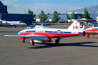 114081 @ CYEG - Canadair CT-114 Tutor [1081] (Royal Canadian Air Force) Edmonton-International~C 24/07/2008