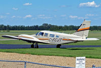C-FCJT @ CZVL - Piper PA-34-200T Seneca II [34-7770374] Edmonton-Villeneuve~C 24/07/2008 - by Ray Barber