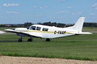 C-FAAP @ CZVL - Piper PA-32-260 Cherokee Six [32-528] Edmonton-Villeneuve~C 24/07/2008 - by Ray Barber