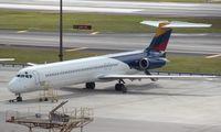 N263PH @ MIA - Ex Alitalia I-DANW now with Aeropostal of Venezuela, without titles