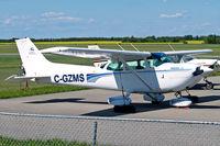 C-GZMS @ CZVL - Cessna R.172K Hawk XP [R172-2722] Edmonton-Villeneuve~C 24/07/2008 - by Ray Barber