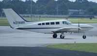 N274MR @ ORL - Cessna 402C