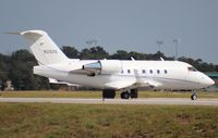 N280K @ ORL - Challenger 604 - by Florida Metal