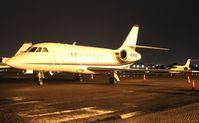 N280QS - Net Jets Falcon 2000