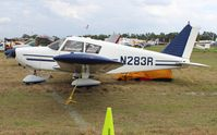 N283R @ LAL - Piper PA-28-235