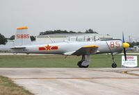N285CJ @ LAL - Nanchang CJ-6