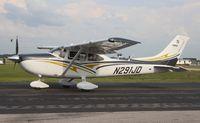 N291JD @ LAL - Cessna 182T