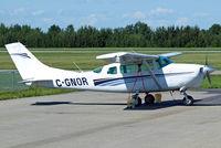 C-GNOR @ CZVL - Cessna P.206 Super Skylane [P206-0095] Edmonton-Villeneuve~C 24/07/2008 - by Ray Barber