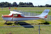 C-FXWM @ CZVL - Cessna 150J [150-69419] Edmonton-Villeneuve~C 24/07/2008 - by Ray Barber