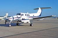 N107AJ @ GGG - N107AJ Beech F90 King Air GGG 21.10.05 - by Brian Johnstone