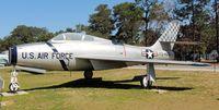 51-9495 @ VPS - 1951 GENERAL MOTORS F-84F-35-GK THUNDERSTREAK - by dennisheal
