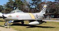 51-2910 @ VPS - NORTH AMERICAN F-86F-1-NA - by dennisheal
