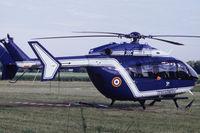 9018 @ LFFQ - On display at La Ferté-Alais, 2004 airshow. - by J-F GUEGUIN