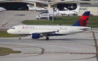 N302NB @ FLL - Delta A319
