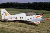 207 @ LFFQ - On display at La Ferté-Alais, 2004 airshow. - by J-F GUEGUIN
