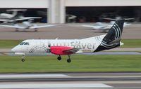 N303AG @ TPA - Silver Airways Saab 340B
