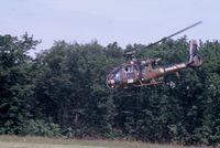 4047 @ LFFQ - In exhibition at La Ferté-Alais, 2004 airshow. - by J-F GUEGUIN