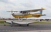 N305KW @ LAL - Keywest Seaplanes U206G