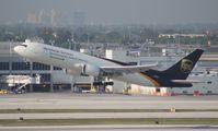 N309UP @ MIA - UPS 767-300