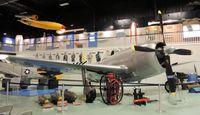 44-89320 @ VPS - REPUBLIC P-47N THUNDERBOLT - by dennisheal