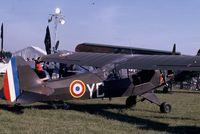 F-BFQD @ LFFQ - On display at La Ferté-Alais, 2004 airshow. - by J-F GUEGUIN
