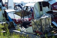 C-FEZA @ CZVL - Robinson R-22 Beta [2367] (Global Aircraft Industries) Edmonton-Villeneuve~C 24/07/2008.