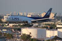 N312LA @ MIA - LAN Cargo 767-300