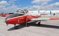 N313A @ LAL - BAC 84 Jet Provost