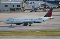 N313US @ MIA - Delta A320