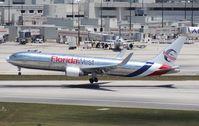 N316LA @ MIA - Florida West 767-300F