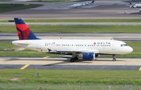 N316NB @ TPA - Delta A319