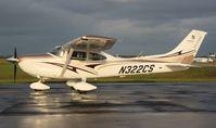 N322CS @ LAL - Cessna 182T