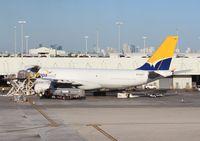 N330QT @ MIA - Tampa Colombia A330-200F