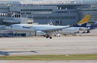 N331QT @ MIA - Tampa Cargo