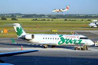 C-FWSC @ CYEG - Canadair CRJ-100ER [7120] (Air Canada Jazz) Edmonton-International~C 25/07/2008