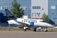 C-FZYB @ CYEG - C-FZYB  BAe Jetstream 3212 [837] (Peace Air) Edmonton International~C 24/07/2008 - by Ray Barber