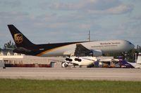 N336UP @ MIA - UPS 767-300