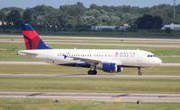 N341NB @ DTW - Delta A319