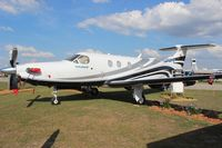 N342PE @ LAL - Pilatus PC-12