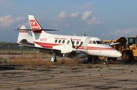N343TE @ YIP - Ex TWExpress Jetstream