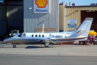 C-GQPJ @ CYEG - Cessna Citation Sierra Stallion [501-0643] Edmonton International~C 24/07/2008 - by Ray Barber