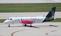 N344AG @ FLL - Silver Airways Saab 340B