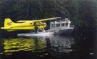 C-FCDT - Murray Haimer with Lakelse Air - by Dirk Mendel