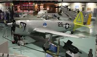 N345GP @ VPS - P-47N at USAF Armament Museum