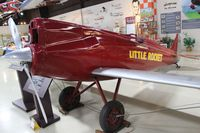 N345JA @ LAL - Little Rocket Racer